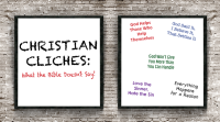 Christian Cliches