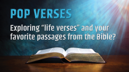 POP Verses: Hebrews 11:8